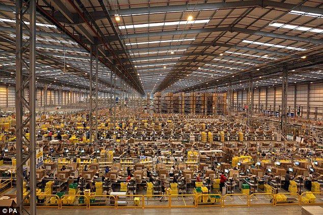 Inside Amazon