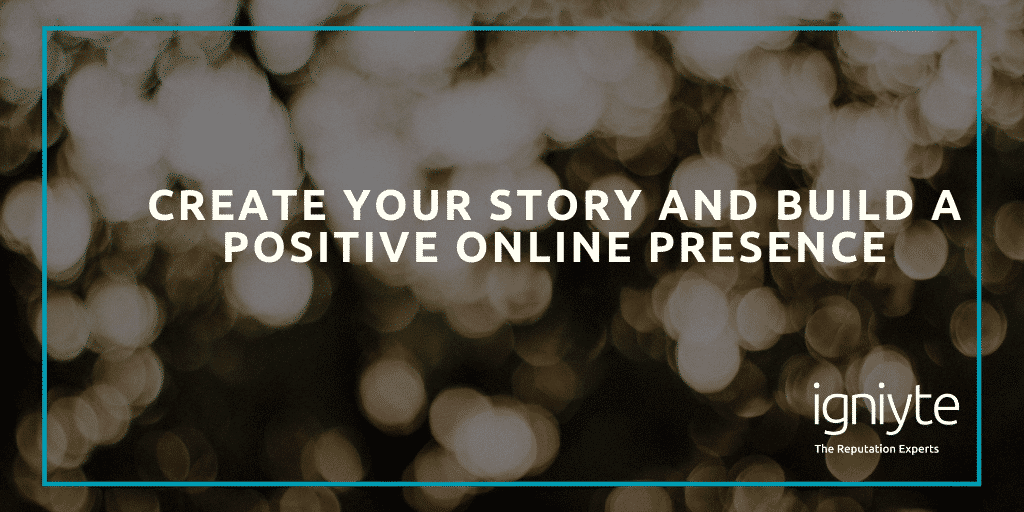 B2B PR - Gain positive PR with Igniyte - create your story and build a positive online presence