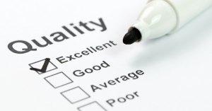What drives company reputation - quality - Igniyte
