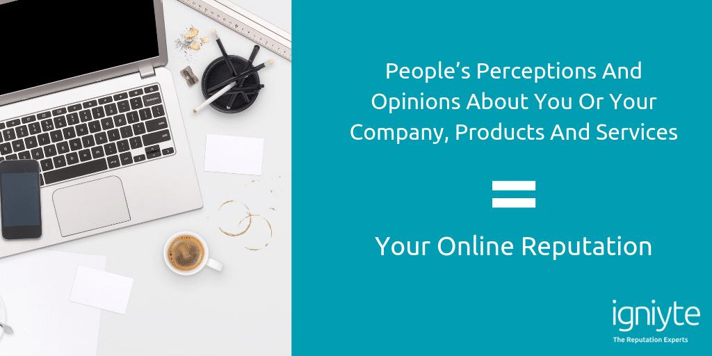 repair your online reputation