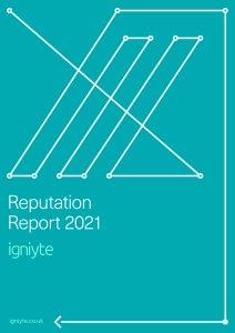 The Reputation Report 2021