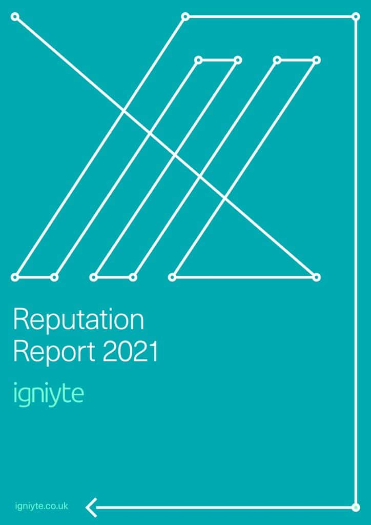 Igniyte Report - Reputation Report 2021 DISABLED