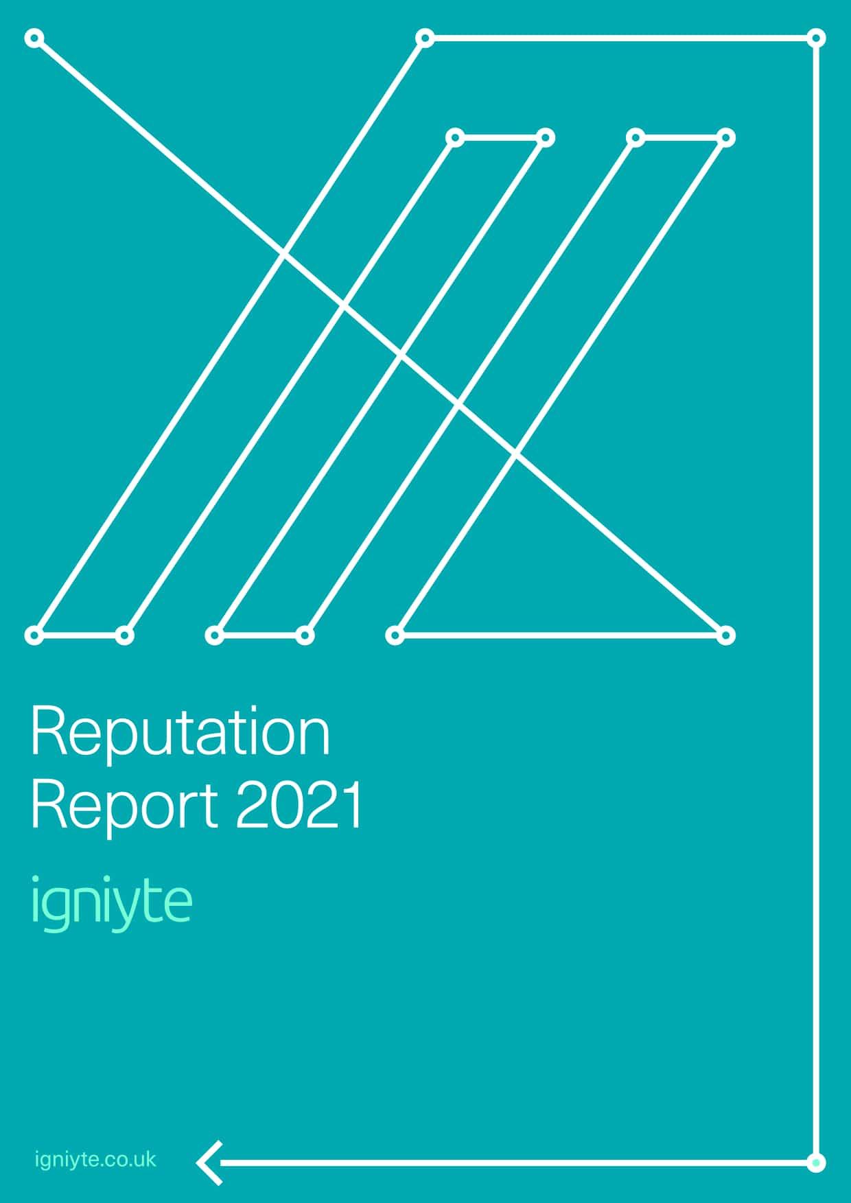 The Reputation Report - 2021