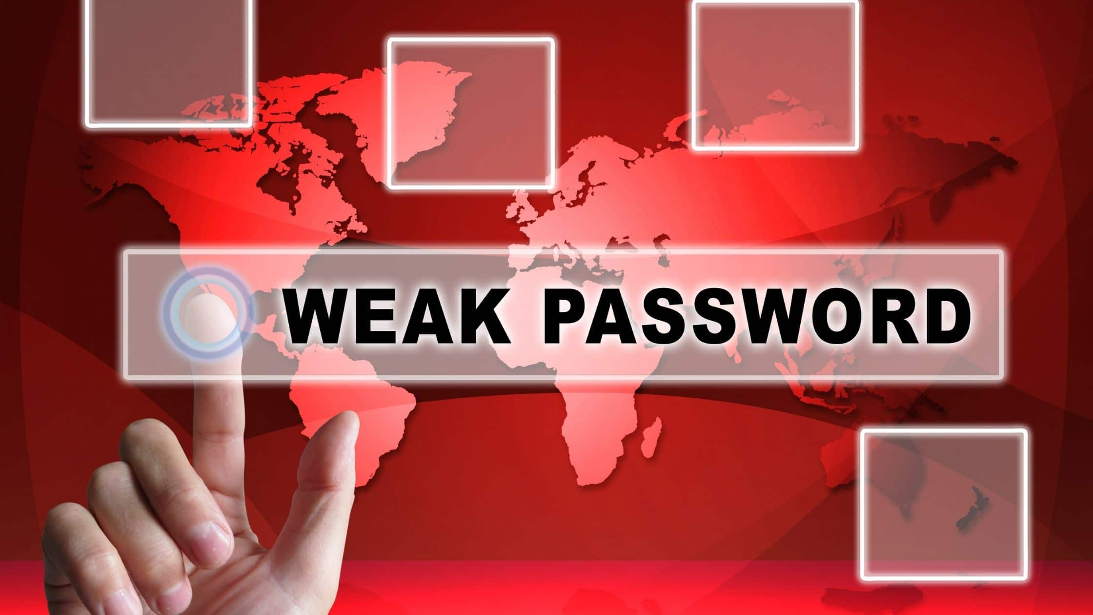 Are Your Weak Passwords a Threat to Your Companies Reputation?